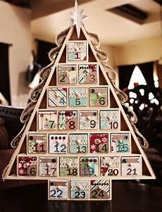 diy advent calendar tutorial scrappy shabby chic