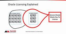 oracle s position licensing in one clear chart palisade compliance
