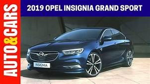 Opel Insignia 2019 Specs