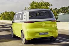 vw transporter van official all electric vw buzz cargo confirmed for
