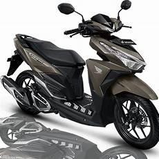 Variasi Vario 150 Terbaru by Vario 150 Esp Exclusive Chrome Gold Dealer Nagamas Motor