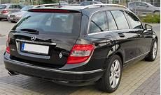 File Mercedes C Klasse T Modell Avantgarde S204 20090720