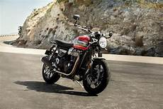 Nouvelle Triumph 1200 Speed 2019 Effortless Cool
