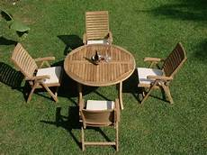 garden decking furniture 5 pc reclining teak set garden outdoor patio furniture