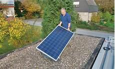mini solaranlage selber bauen solarmodul selbst montieren solar energie nutzen selbst de