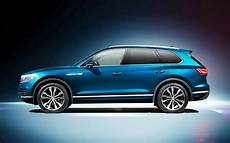 Buying Guide New 2018 Volkswagen Touareg