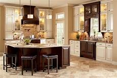the white cabinets are what i m getting american woodmark newport with hazelnut glaze in