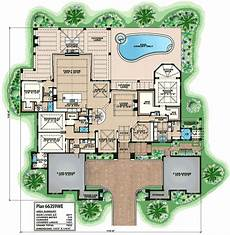 super luxurious mediterranean house plan 66359we