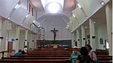 Warna Pareanom Jadi Penanda Misa Di Gereja St Lidwina
