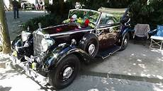 1933 Mercedes 290 Exterior And Interior Oldtimer