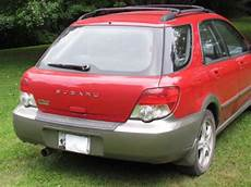 buy used 2004 subaru impreza outback sport wagon 4 door 2 5l in mcminnville tennessee united