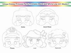 unique coloring pages disney princess by holidaypartystar