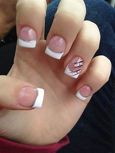 22 french tip nail art designs ideas design trends