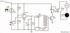 Wireles Usb Schematic Diagram by Wireless Switch Circuit Diagram Using Ldr And Cd4017