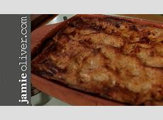 Chicken and Mushroom Lasagne with Jamie's mate Pete   YouTube