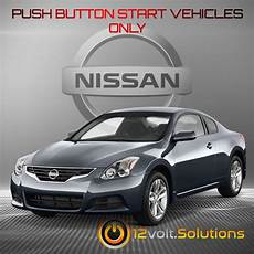 how does cars work 2013 nissan altima lane departure warning 2013 nissan altima coupe remote start plug and play kit push button start 12volt solutions