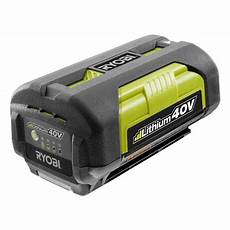Brand New Ryobi 40v Lithium Ion Battery Op4026 Large High