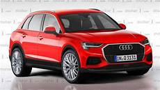 Futur Audi Q3 2019 Audi Q3 Render Is A Window Into A Predictable Near Future