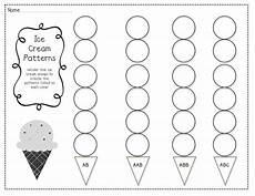 sorting patterns worksheets 7863 kindergarten pattern worksheets idea factory patterns 1 2 3 come find me