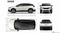 2017 peugeot 3008 dimensions hd wallpaper 43