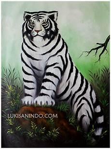 Makna Lukisan Harimau Putih Ilmu Pengetahuan Dunia