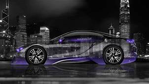 Wallpapers 4K BMW Crystal Cars 2018 Design By Tony Kokhan