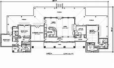 house plans rancher ranch style house plan 3 beds 2 5 baths 2693 sq ft plan