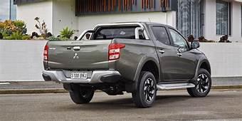 2017 Mitsubishi Triton Pricing And Specs New Models More