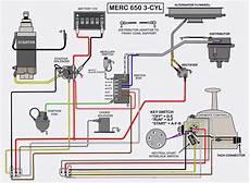 1976 Mercury 850 Box Rewire Help Page 1 Iboats