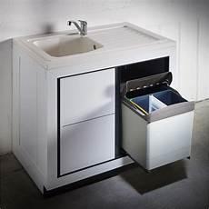 meuble pour evier composite vendee 900 x 600 mm boutique pro carea sanitaire