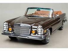 1971 Mercedes 280 Se 3 5 Cabriolet For Sale