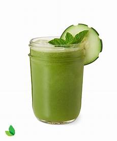spring green juice cooler