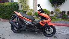 Aerox 155 Modif by Yamaha Mio Aerox 155 L Password Modifikasi