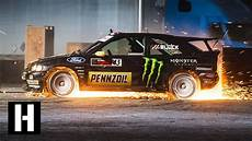 Ken Block S Gymkhana Ten The Ultimate Tire Slaying Tour