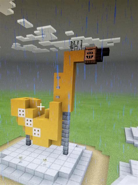 Minecraft Saxophone