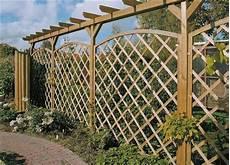 cloture treillis bois bois de jardin altiflora
