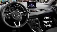 Toyota Yaris 2019 Interior toyota yaris 2019 interior review future car 2019