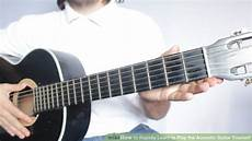 learning to play the guitar how to rapidly learn to play the acoustic guitar yourself