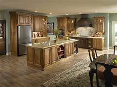 Kitchen Cabinet Color Wood Floor by Light Wood Kitchen Cabinet Ideas Best Kitchen Cabinets