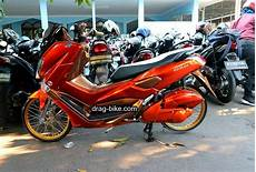 Modifikasi Nmax Jari Jari by Gambar Modifikasi Motor Nmax Jari Jari Otomania Update