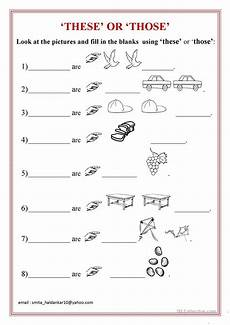 grammar worksheets this that these those 24996 these or those worksheet free esl printable worksheets made by teachers