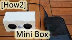 minibar selbst bauen how2 mini box selbst gebaut