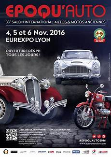 Salon Epoqu Auto 2016 Lyon