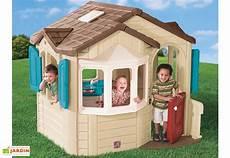 Maison Enfant Pvc Cabanes Abri Jardin