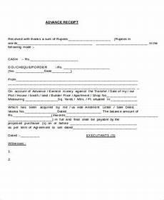 house rent receipt sle 7 exles in word pdf