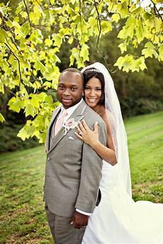 african american wedding in nashville with pink details
