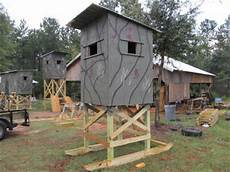 deer shooting house plans deer hunting shooting houses