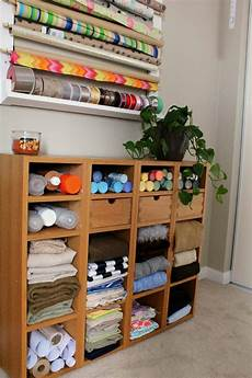 turtles and tails closet craft room organization