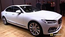 volvo s90 t8 2017 volvo s90 t8 inscription exterior and interior