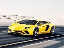 Lamborghini Adds Extra Sport To Its Aventador Supercar